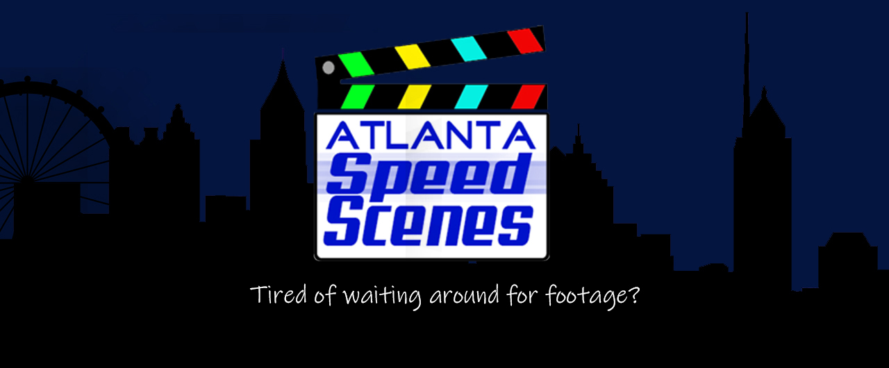Atlanta Speed Scenes Logo